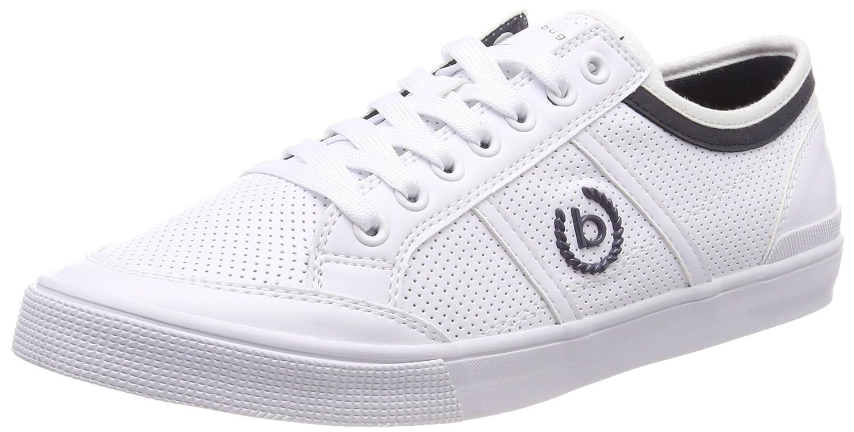 Buy Bugatti Men White Sneakers at Amazon.in