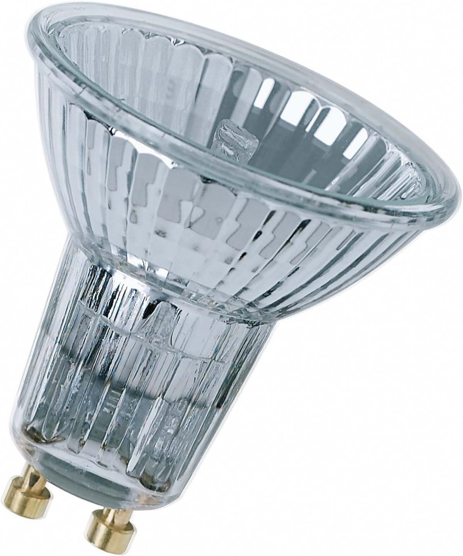 Osram 64823 ECO FL GU10, 40 W, 230 V, 5 unidades Foco hal/ógeno de bajo consumo