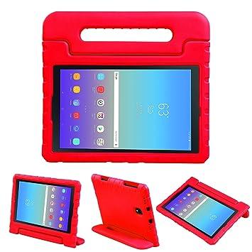 NEWSTYLE Funda Carcasa para Galaxy Tab A 10.5 SM-T590/T595, Ligero y Super Protective Funda diseñar Especialmente para los niños para Galaxy Tab A ...