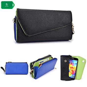 Amazon.com: Cruz Cuerpo Wristlet/Monedero holder| ajuste ...