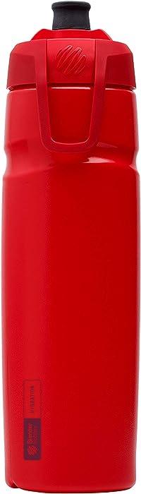 The Best Red 32 Oz Blender Bottle
