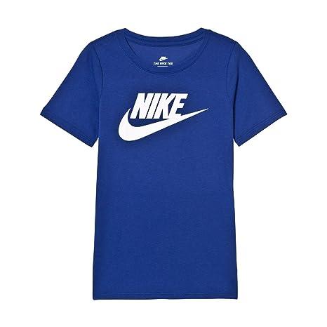 145ac15bdf52 Amazon.com   Nike Men s Futura Icon T-shirt Blue - X-Large   Sports    Outdoors