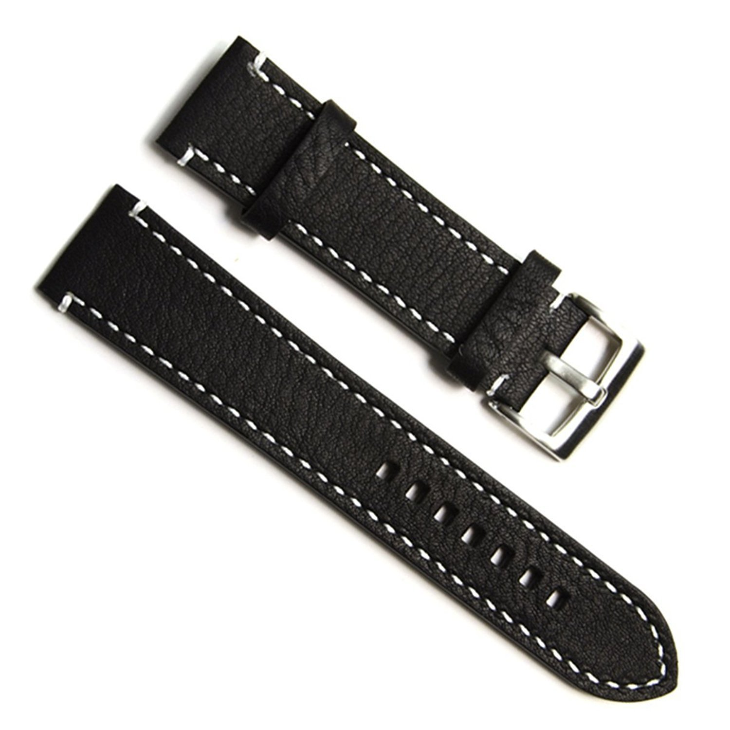 Amazon Handmade Vintage Replacement Leather Watch Strap Watch