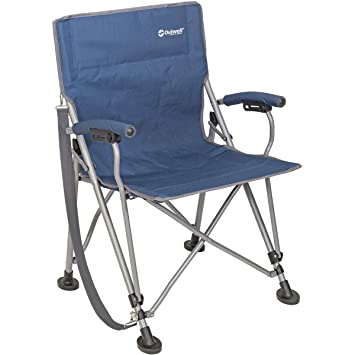 Outwell Perce Chair Silla, Azul: Amazon.es: Deportes y aire ...