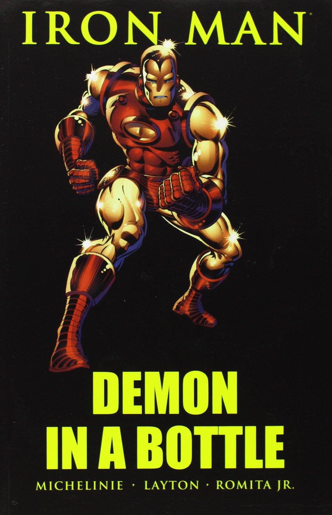 Read Online Iron Man: Demon in a Bottle PDF