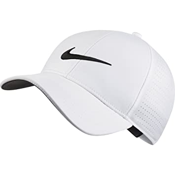 Nike Legacy 91 Perforated Hat - White Anthracite Black ed43a2e556b