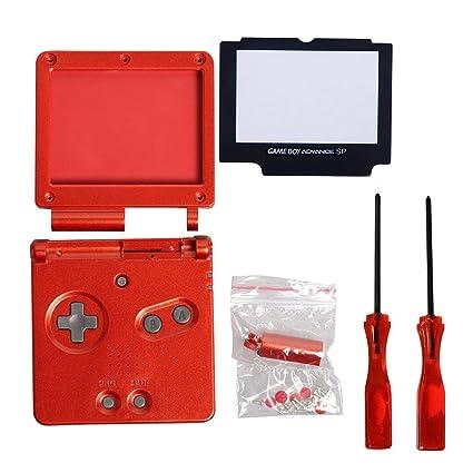 Amazon.com: Timorn - Carcasa de repuesto para Nintendo GBA ...