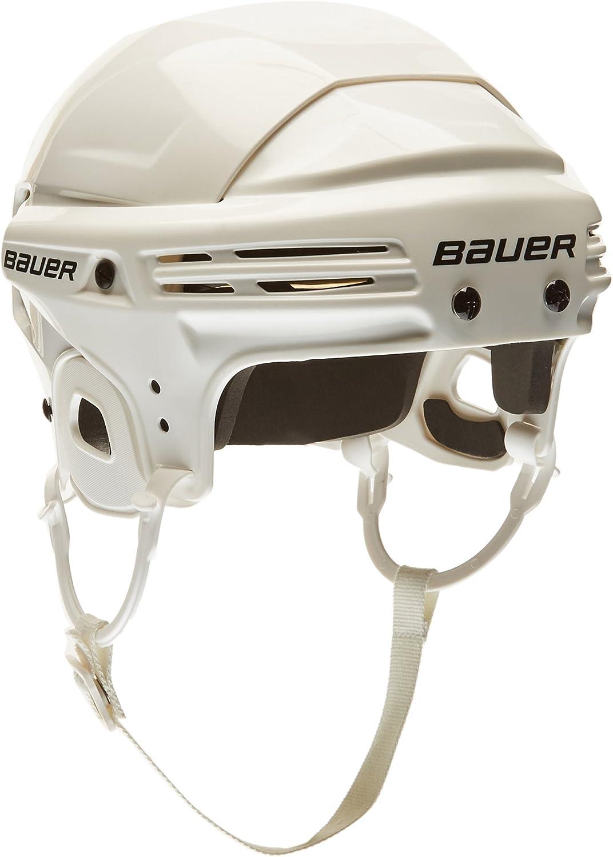 Erwachsenen Eishockey Helm 2100 Senior I verstellbar I Schutzhelm f/ür Eishockeyspieler I integrierte Ohrensch/ützer I zertifiziert I robust /& stabil I Eishockeyzubeh/ör f/ür Erwachsene BAUER