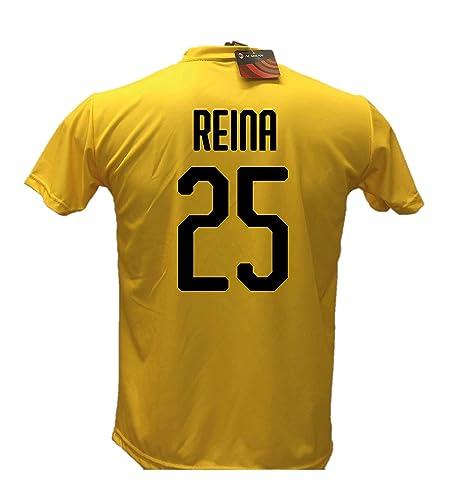 25 Milan Bambino 2018 Replica Maglia 2019 Calcio Autorizzata Reina mvN8Oynw0
