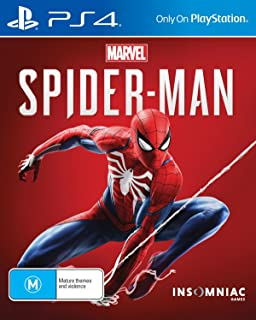 Amazon Com Marvel S Spider Man Playstation 4 Sony Interactive