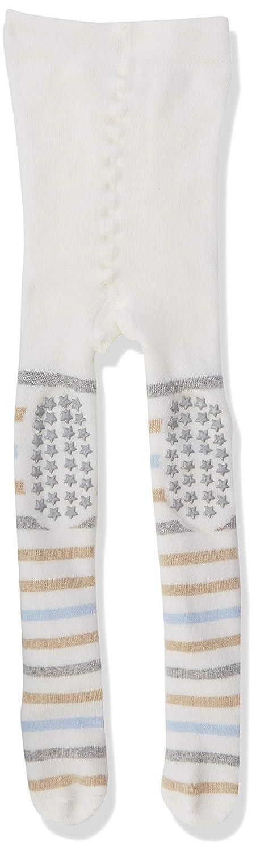 FALKE Unisex Baby Multi Stripe Baumwolle Gestreift Strumpfhose Blickdicht