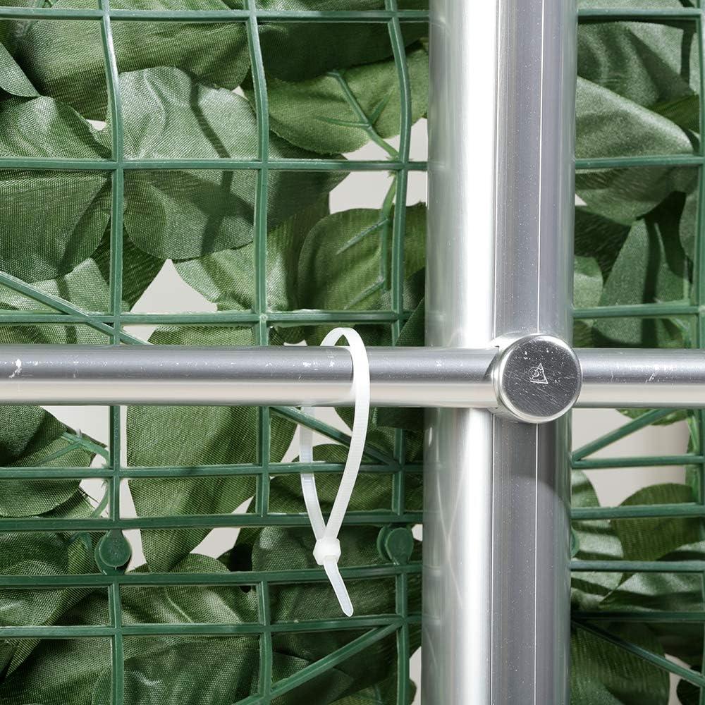 Amazon De Balkon Sichtschutzhecke Sichtschutz Balkon Efeu