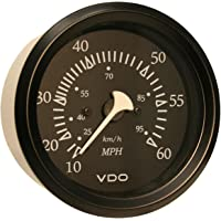 VDO Allentare 60MPH - Velocímetro Pitot (85 mm)