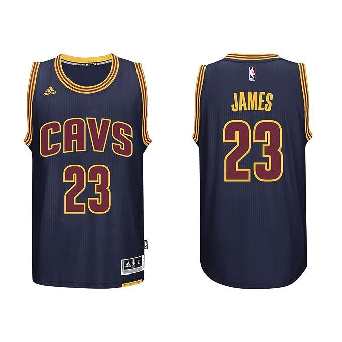Amazon.com: Adidas Mens Cleveland Cavaliers NBA LeBron ...