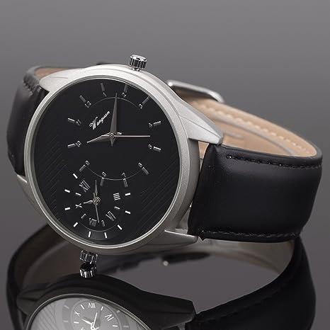 Wrist Watch Men Ultra-Thin Minimalist Mesh