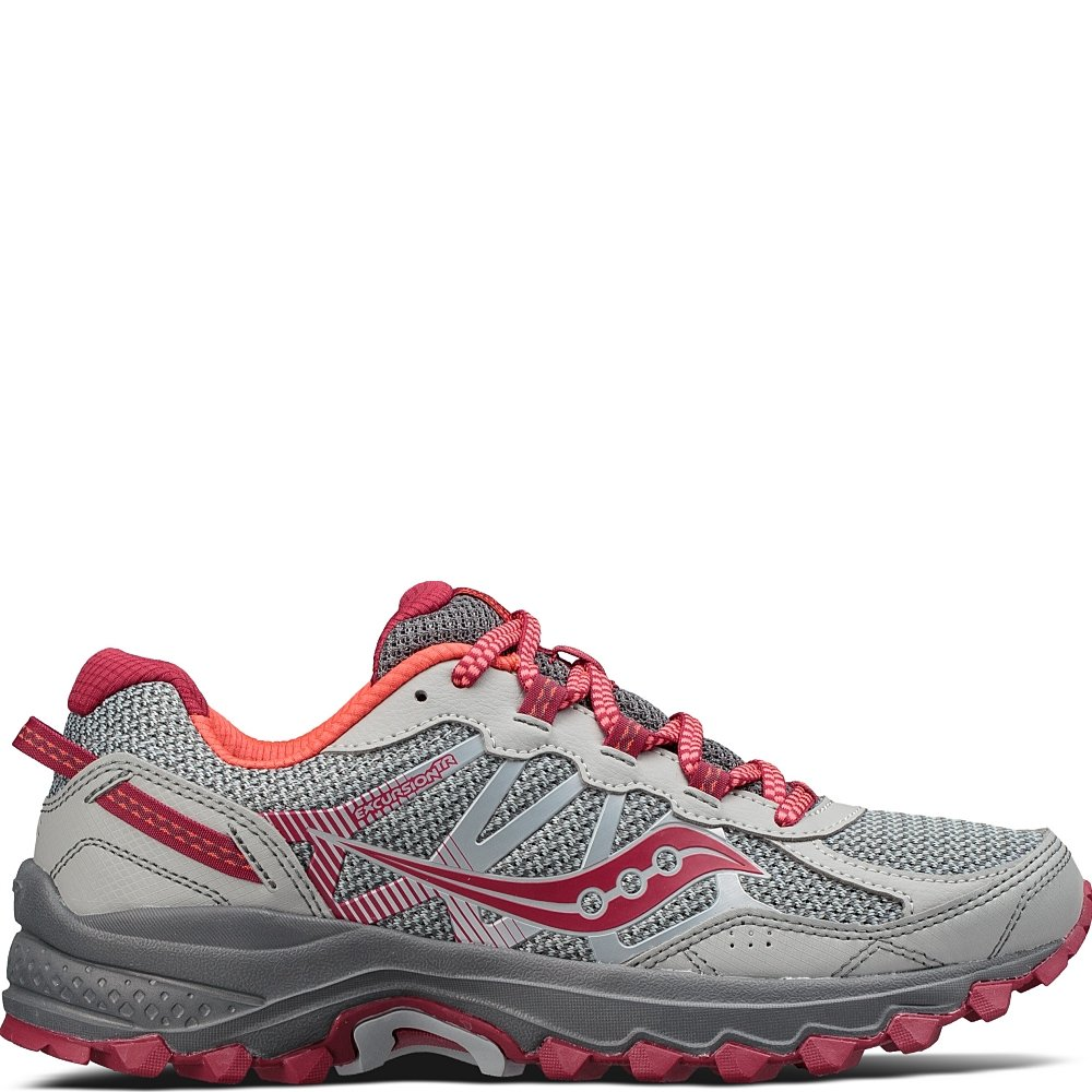 size 40 c745b b365a Saucony Women's Excursion Tr11 Running-Shoes