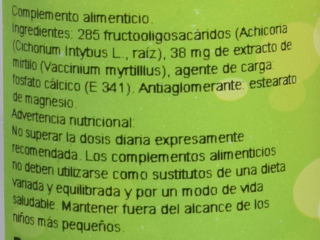 GHF - GHF Mirtilo 100 comprimidos de 500 mg: Amazon.es: Salud y cuidado personal