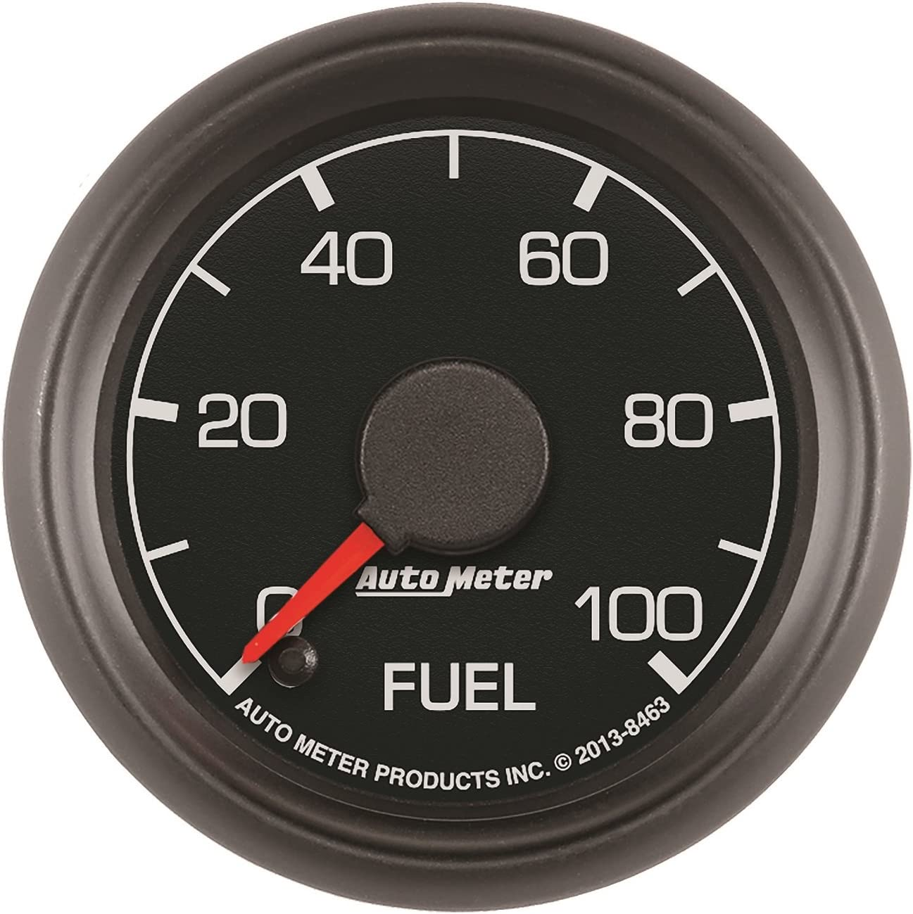 """0-100 PSI Auto Meter 8463 Ford Factory Match 2-1//16/"""" Fuel Pressure Gauge"""