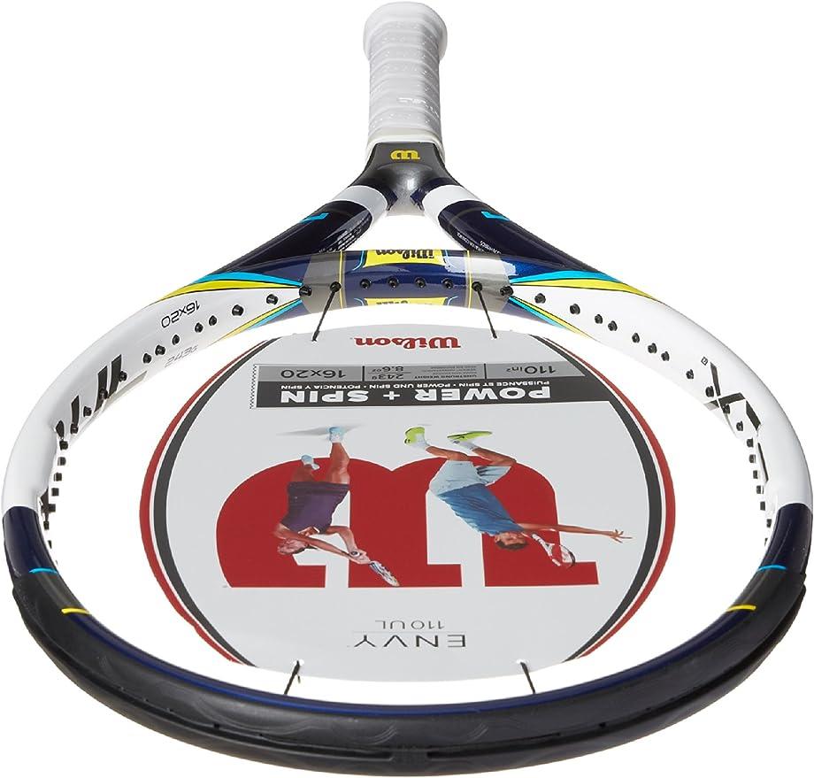 Wilson Envy 110UL Ultra Light Tennis Racquet (Unstrung)