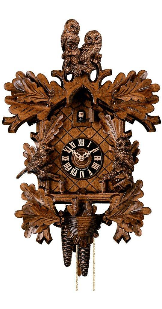 Cuckoo Clock Owls by Hönes