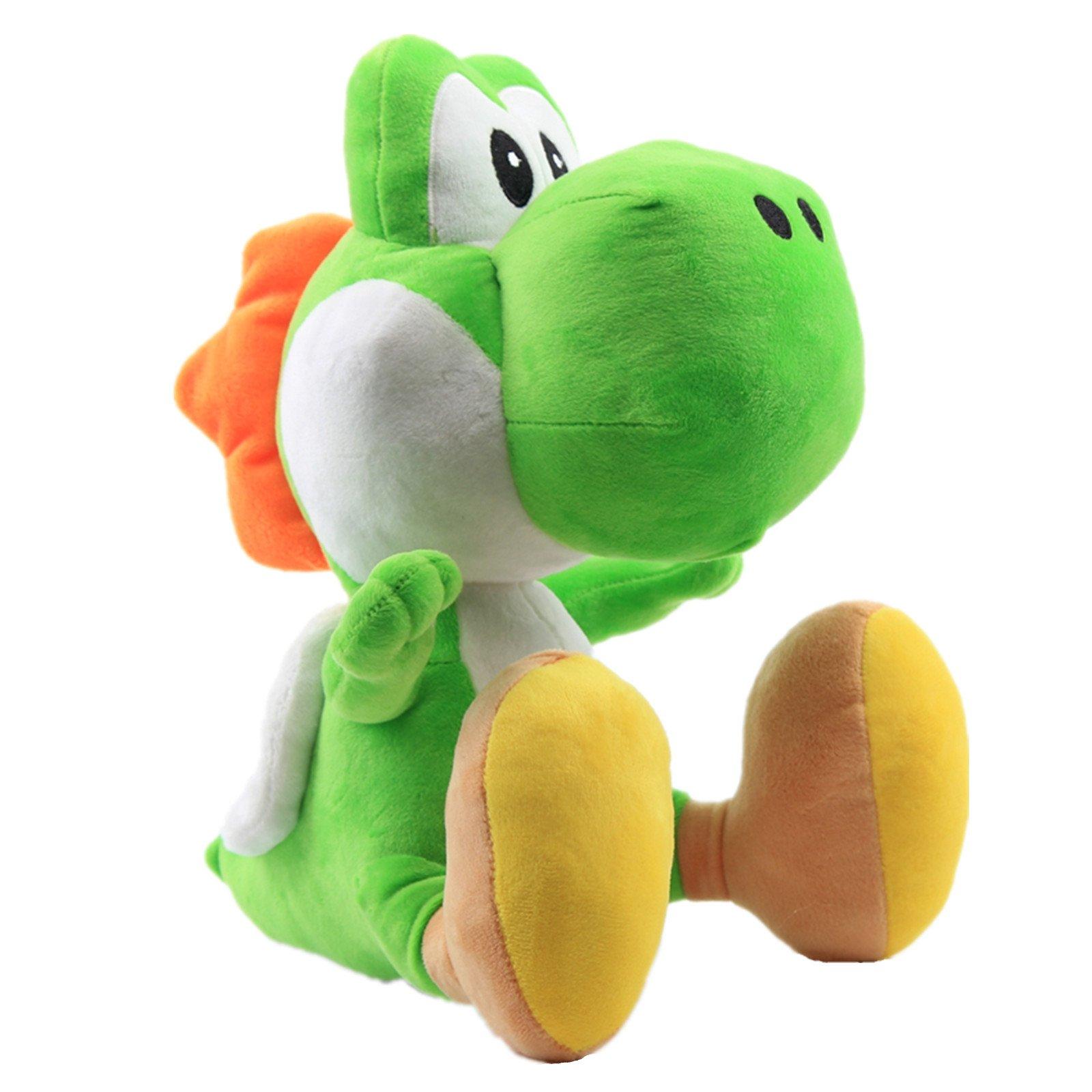 uiuoutoy Super Mario Bros. 12'' Green Yoshi Stuffed Plush by uiuoutoy