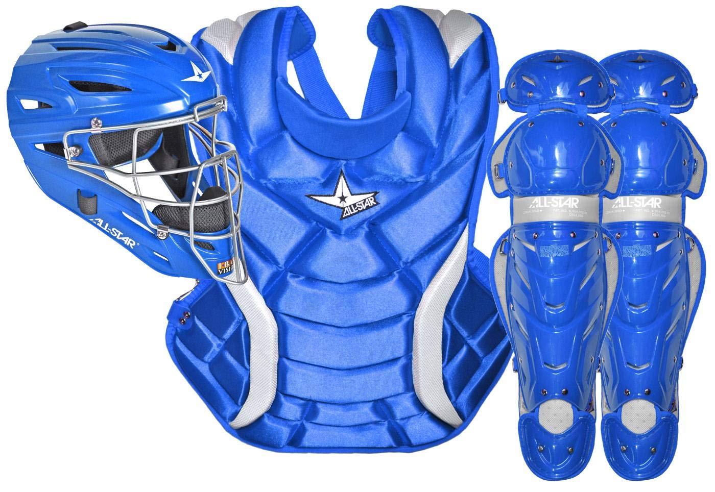 All-Star Vela Pro 14.5'' Fastpitch Catcher's Set