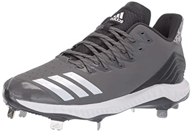 low priced d13dd 6880b adidas Men s Icon Bounce, Grey White Carbon, 6.5 M US
