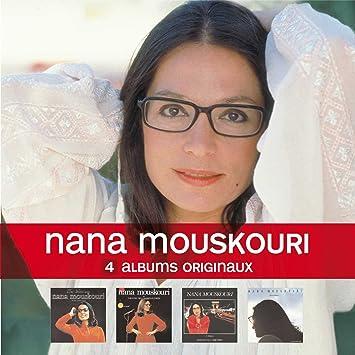 Beliebt 4 Albums Originaux Live: Nana Mouskouri: Amazon.fr: Musique NB09