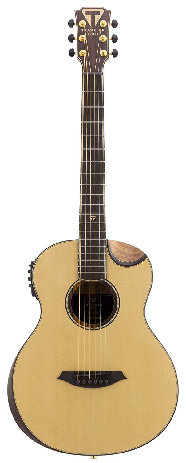 Traveler Guitar Cl 3eq Acoustic Electric With Gig Bag Taylor Wiring Diagram Musical Instruments