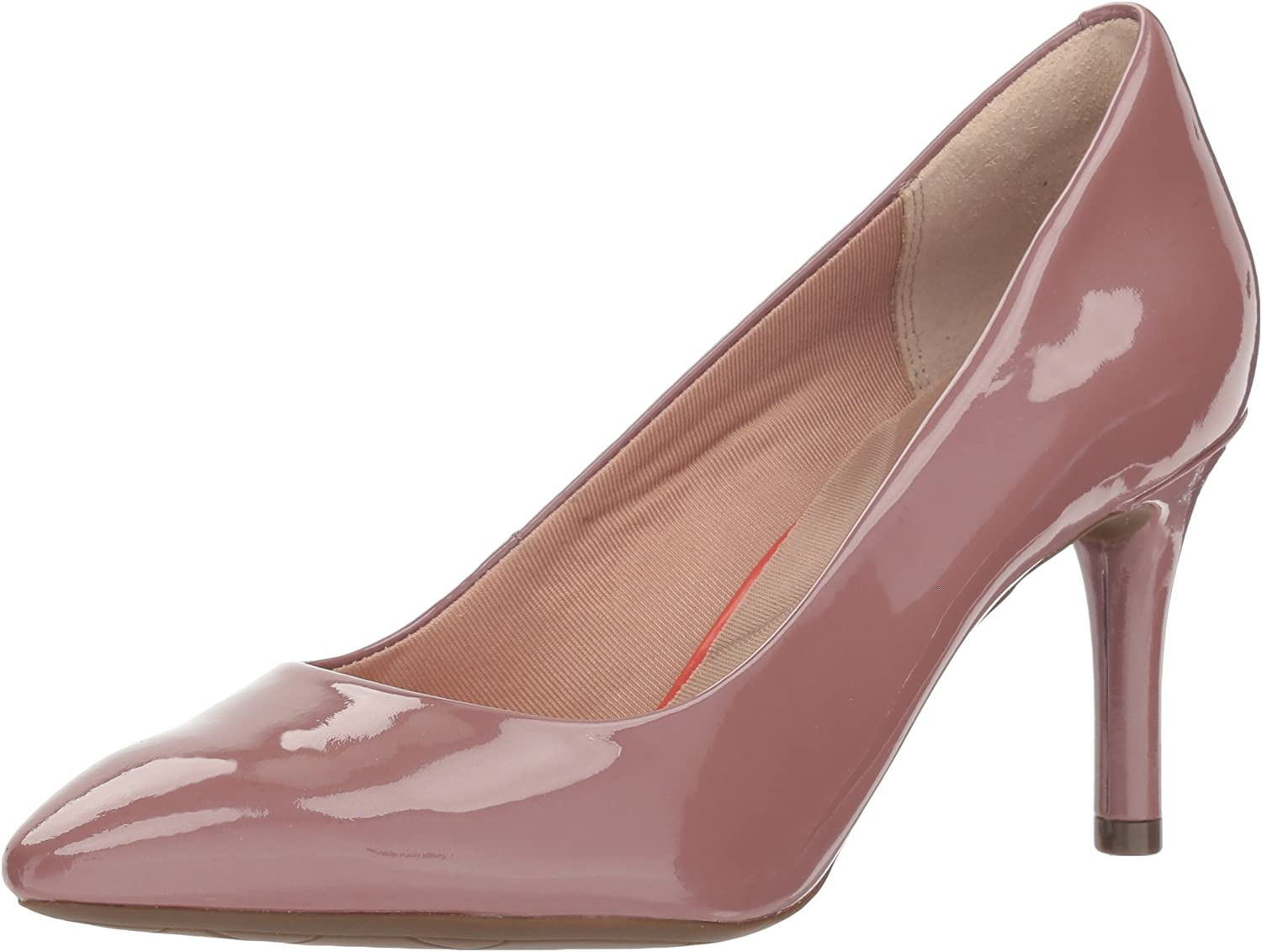 Rockport Women's Total Motion 75mm Pointy Pump Plain Toe Genuine Sale item Free Shipping