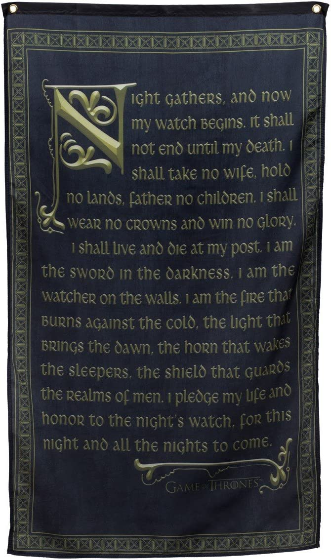 Amazon.com: Calhoun Game of Thrones - Pancarta de pared ...