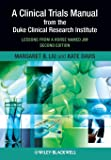 A Clinical Trials Manual From The Duke Clinical Research Institute: Lessons from a Horse Named Jim