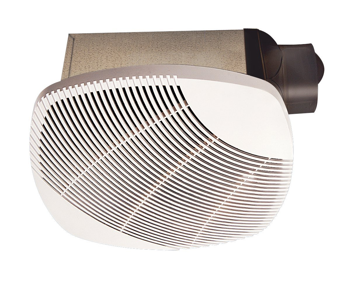 nuVent NX503 50 CFM Bath Fan with 3-Inch Discharge