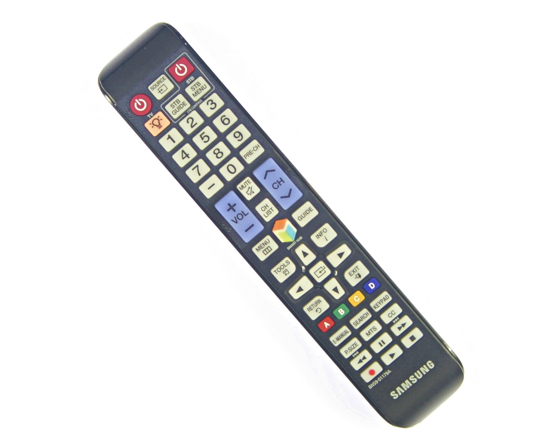 Samsung Bn59-01179a Smart LED Hdtv Remote Control by Samsung by Samsung