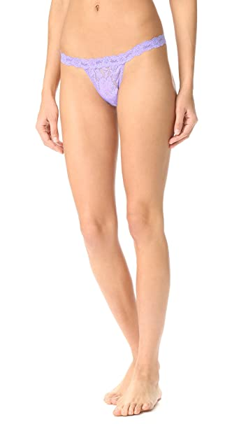 59cb69718 Hanky Panky Women s Signature Lace G String Thong