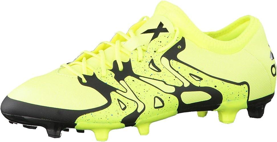 Dios pesadilla autoridad  Adidas X 15.2 FG/AG Men's Football Boots: Amazon.co.uk: Shoes & Bags