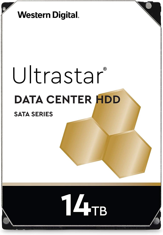 Disco rigido Western Digital 14TB Ultrastar 3.5 7200 RPM