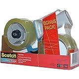 Scotch Light Duty Sealing Tape, BPS-1, 48mm x 50m