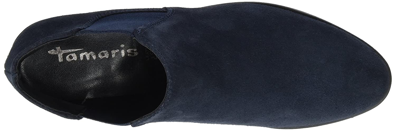 Tamaris 25038 Damen 25038 Tamaris Chelsea Stiefel Blau (Navy) 69f630