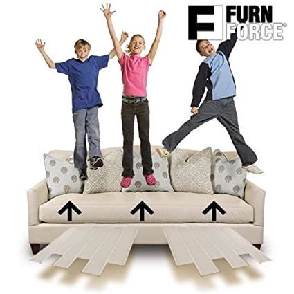 Hasëndad Furn Force - Paneles para Sofá, Blanco, 48 x 10.5 x 3 cm