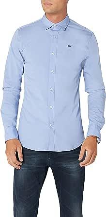 Tommy Hilfiger Original Stretch Shirt Camisa para Hombre