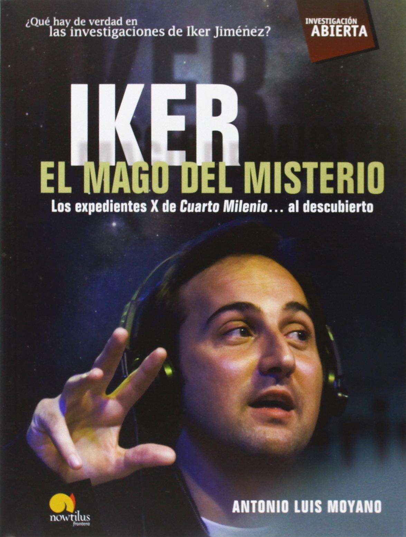 Amazon.fr - Iker, el mago del misterio / Iker, The Magician ...