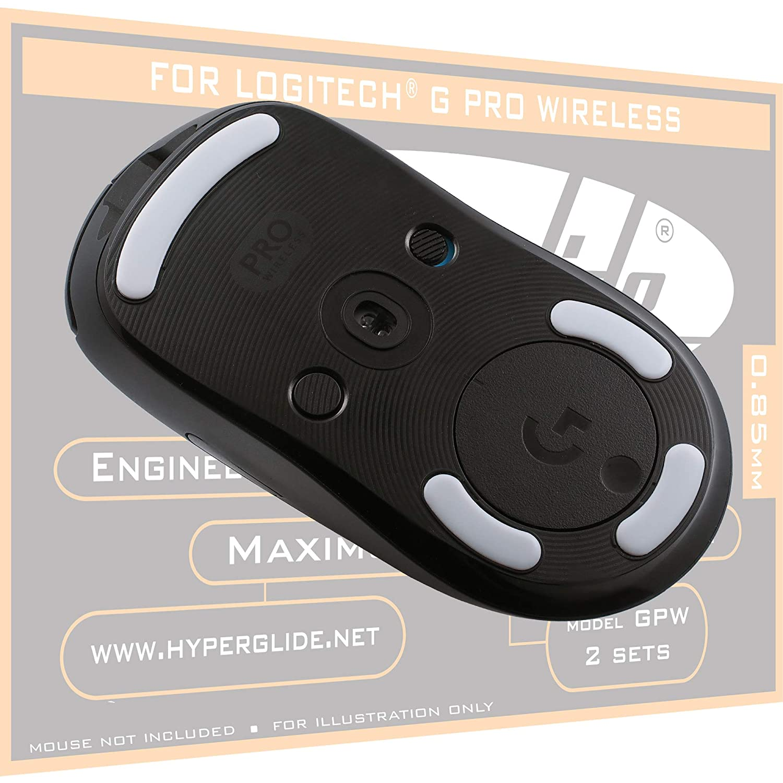 Amazon com: Hyperglide Mouse Skates for Logitech G Pro