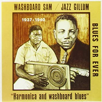 Harmonica and Washboard Sam