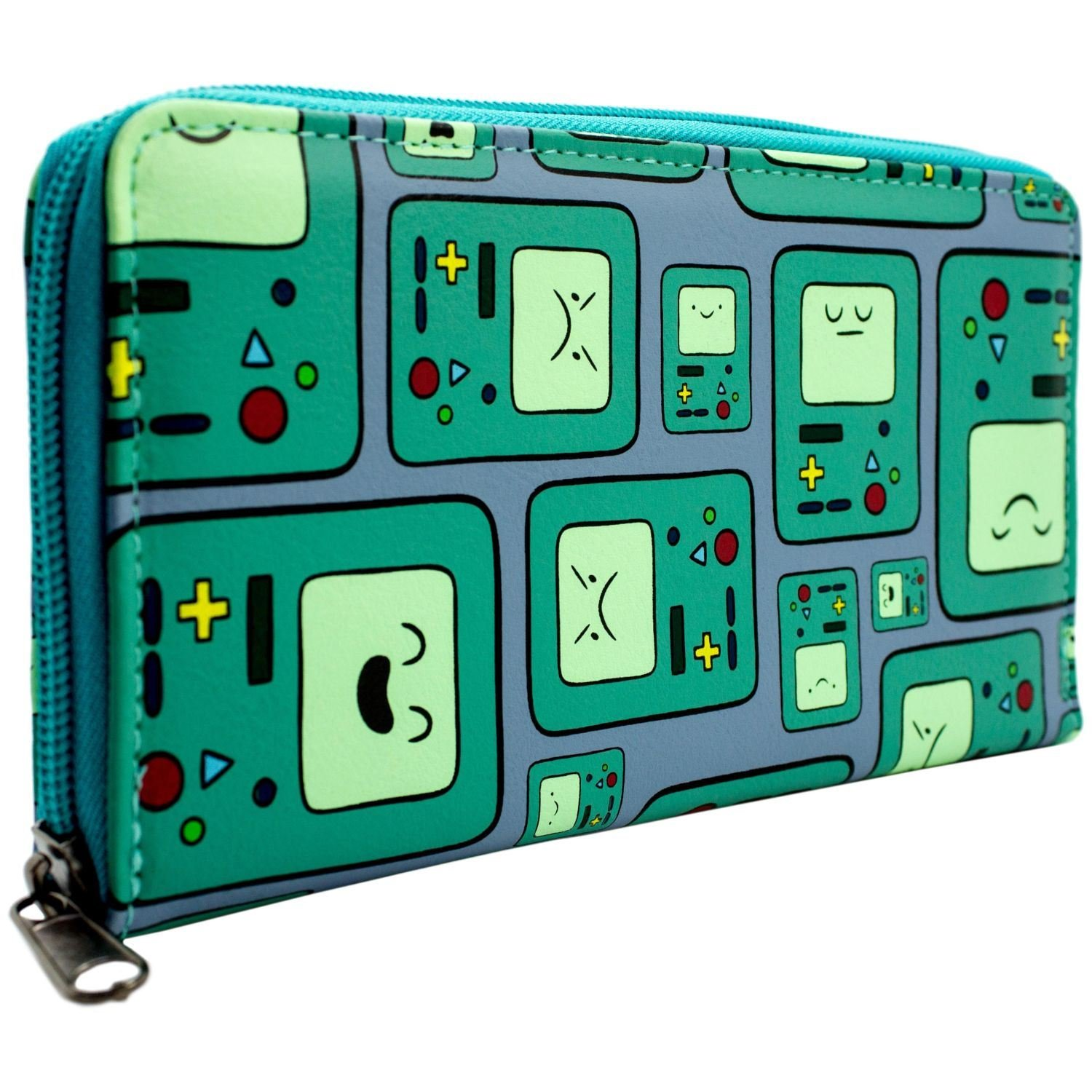 Cartoon Network Adventure Time BMO Multicolore portafoglio 27086