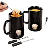 Kovot Personal Fondue Mugs, Set of 2