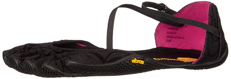 Vibram Women's VI-S Fitness and Yoga Shoe B01149JAU6 42 EU/9-9.5 M US|Black