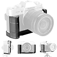 XT10 Grip Verticale Grip Hand Grip QR Supporto rapido a rilascio rapido per fotocamera L per il Fuji Fujifilm XT10 X T10 X-T10 XT20 X T20 X-T20