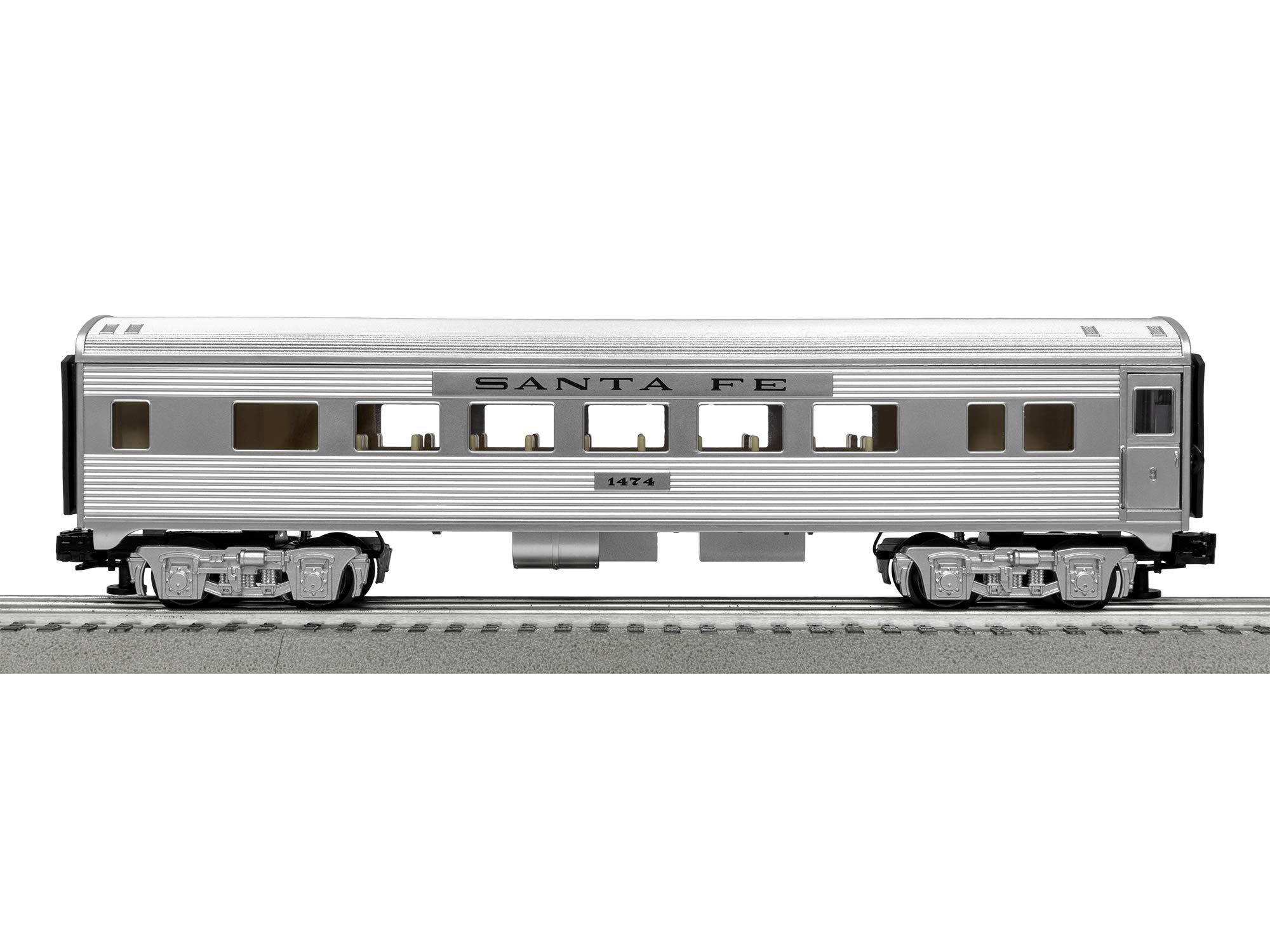 Lionel Santa Fe Super Chief Electric O Gauge Model Train Set w/ Remote and Bluetooth Capability by Lionel (Image #9)