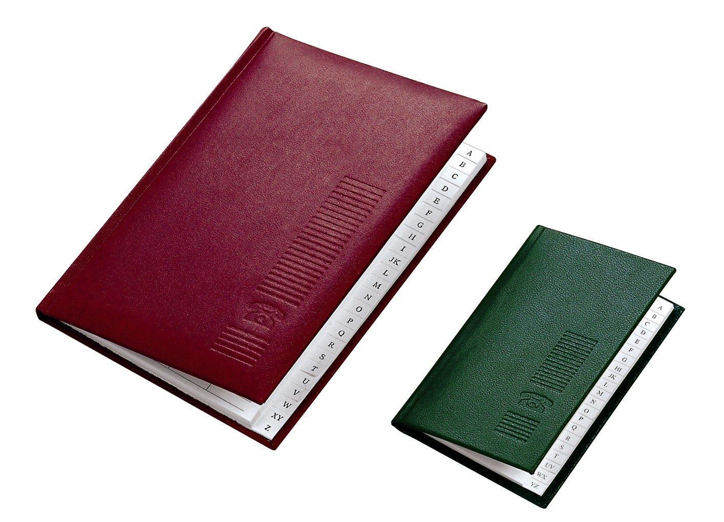 Adressbuch A6 Veloflex #5168.2 Farblich sortiert 5168200